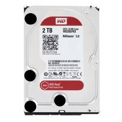 Western Digital Red 3.5 2000 GB Serial ATA III WD20EFRX