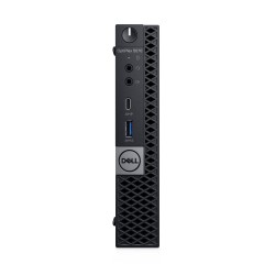 DELL OptiPlex 5070 Intel Core i7 di nona generazione i7 9700T 8 GB DDR4 SDRAM 256 GB SSD Nero MFF Mini PC FC80T