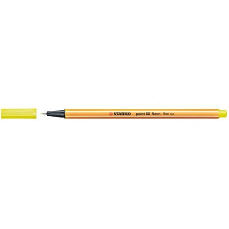 Stabilo point 88 Neon penna tecnica 88024