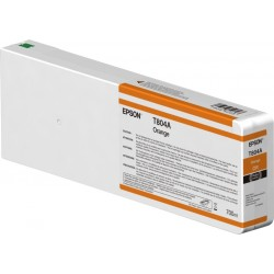 Epson Singlepack Orange T804A00 UltraChrome HDX 700ml C13T804A00