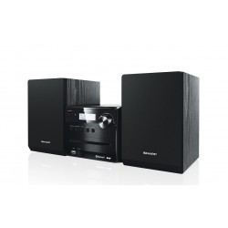 Sharp XL B515D nero Hi Fi