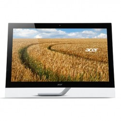 Acer T2 T272HULbmidpcz monitor touch screen 68,6 cm 27 2560 x 1440 Pixel Nero Da tavolo UM.HT2EE.009