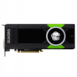 PNY VCQP5000 PB scheda video Quadro P5000 16 GB GDDR5X