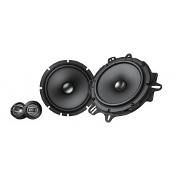Pioneer TS A1600C 6.5 2 Way Component Speakers