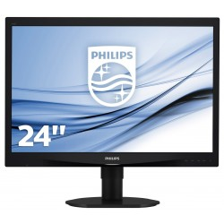 Philips S Line Monitor LCD con SmartImage 240S4QYMB00