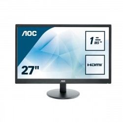 AOC Basic line E2770SH LED display 68,6 cm 27 1920 x 1080 Pixel Full HD Opaco Nero