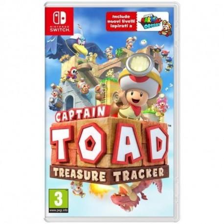 Image of Nintendo Captain Toad Treasure Tracker, Switch videogioco Switch Basic 2523649