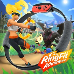 Nintendo HAC Ring Fit Adventure videogioco Switch ITA 10001996