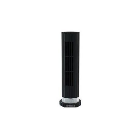 Orieme Mini Ventilatore a Torre Colore Nero LILLIPUT NANO