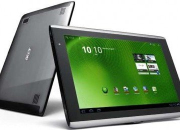 La durata della batteria di un tablet