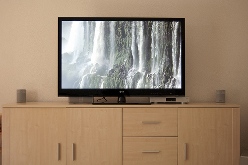 TV al plasma consumo