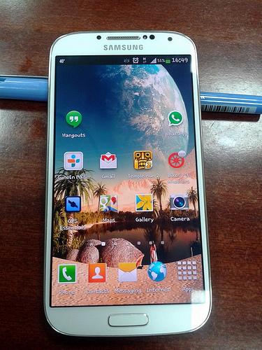 Samsung Galaxy S4 finanziamento