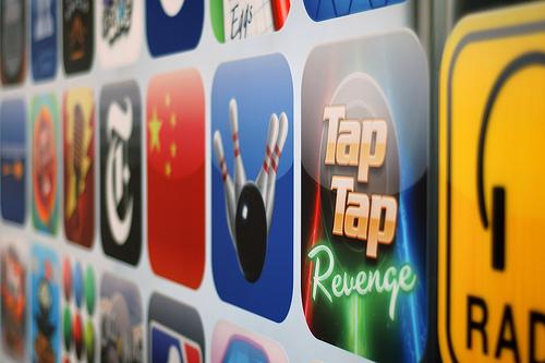 Disinstallare app