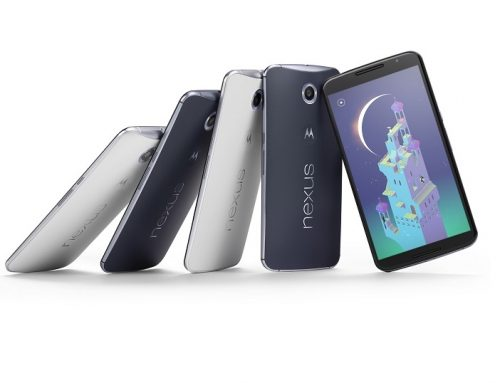 NEXUS 6 – primo phablet made in Google
