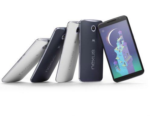 NEXUS 6 – primo phablet made in Google