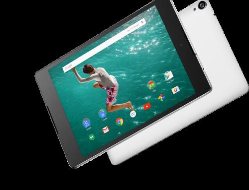 NEXUS 9 – il ritorno di HTC nella famiglia Nexus