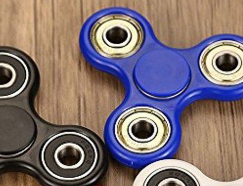 Fidget Spinner cos'è e come funziona?